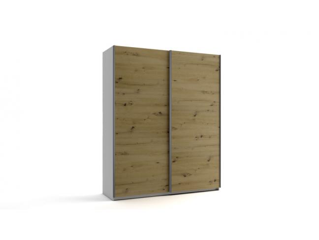 Гардероб с плъзгащи врати Еврика мод.5 на супер цени