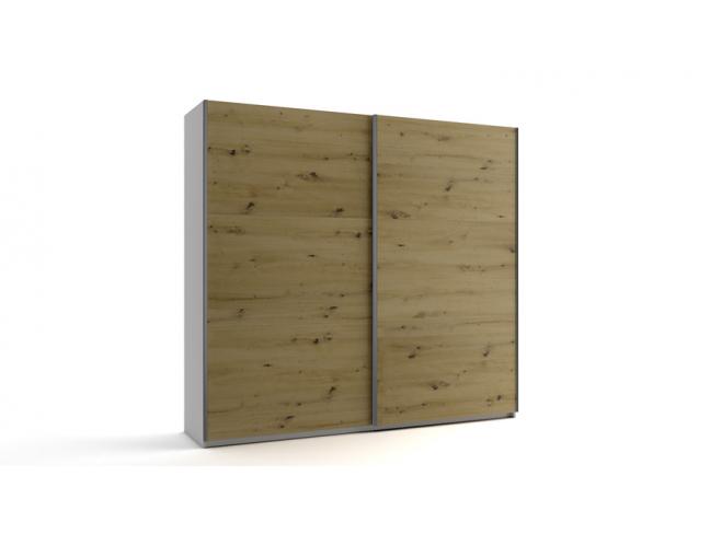 Гардероб с плъзгащи врати Еврика мод.7 на супер цени