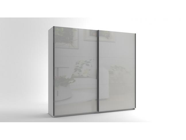 Гардероб с плъзгащи врати Еврика мод.7 МДФ на супер цени