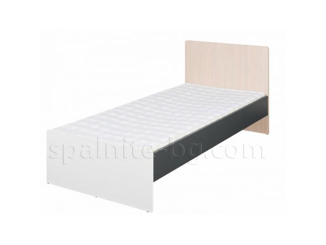 Легло 90 с рамка Alex на супер цени