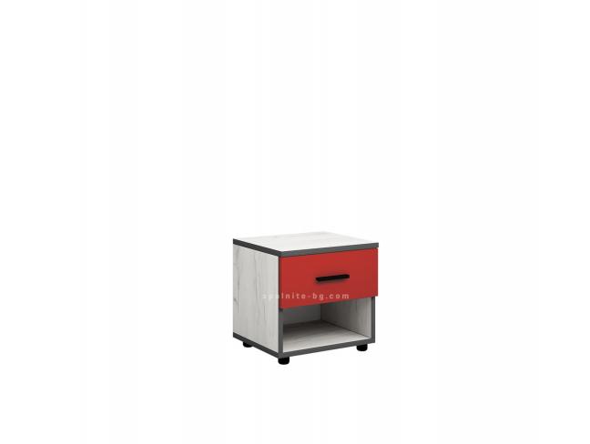 Нощно шкафче Мики, мод. 4 на супер цени