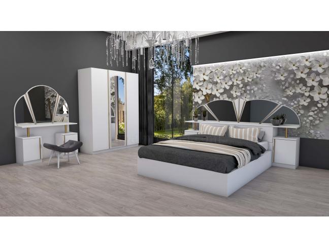 Спален комплект Перла на супер цени