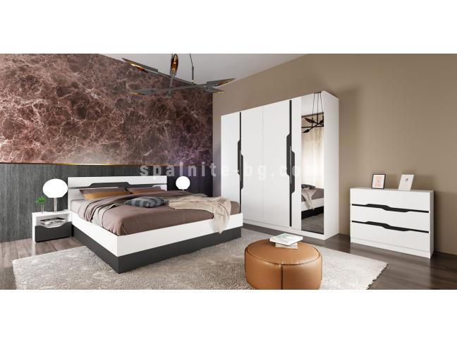 Спален комплект City 7013 на супер цени
