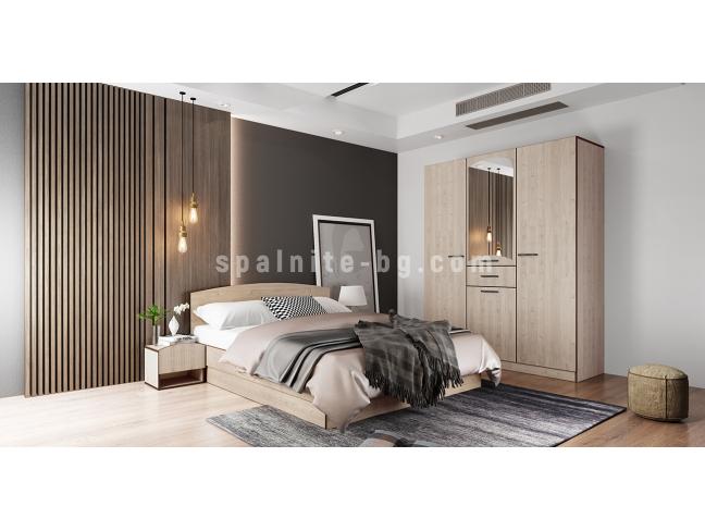 Спален комплект City 7039 на супер цени