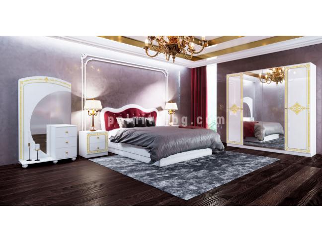 Спален комплект Елмас на супер цени