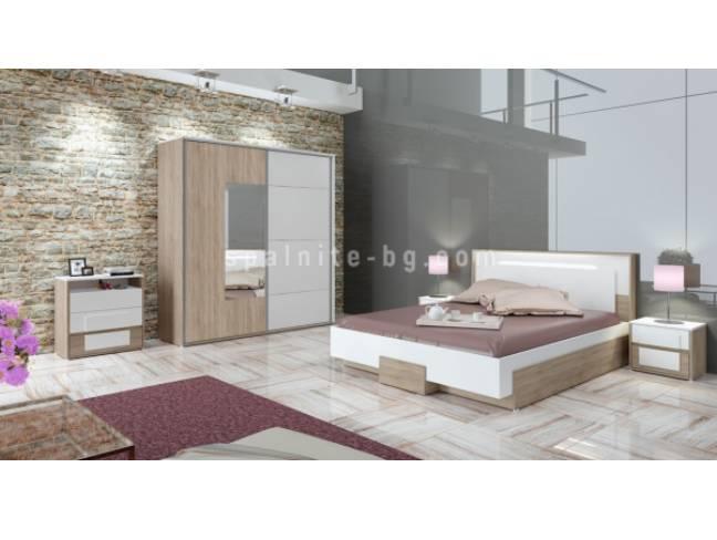 Спален комплект Нелия на супер цени