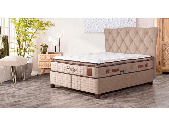 Тапицирано легло Prestige на супер цени