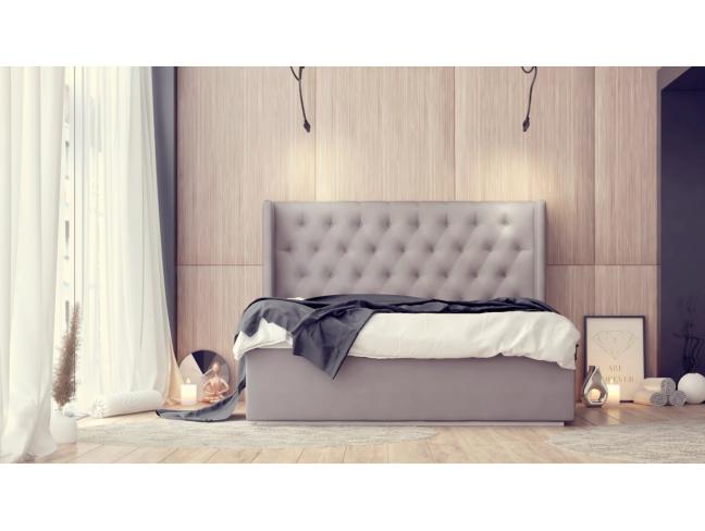 Тапицирано легло Diplomat Lux 2 на супер цени