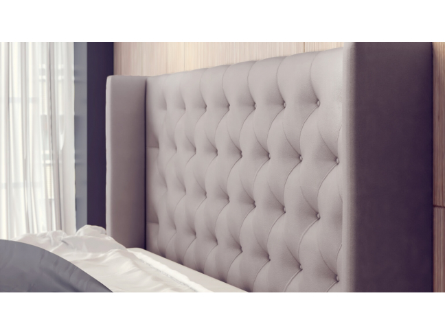 Тапицирано легло Diplomat Lux 3 на супер цени