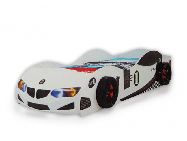 Детско легло-кола GT-1 ECO Standart на супер цени