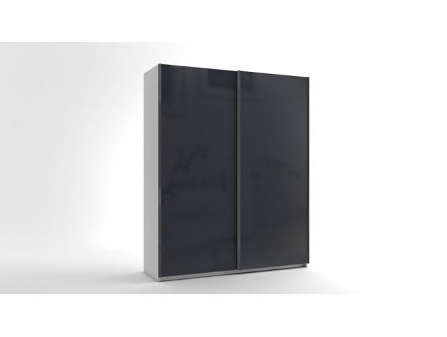 Гардероб с плъзгащи врати Еврика мод.5 МДФ на супер цени