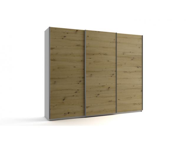 Гардероб с плъзгащи врати Еврика мод.9 на супер цени
