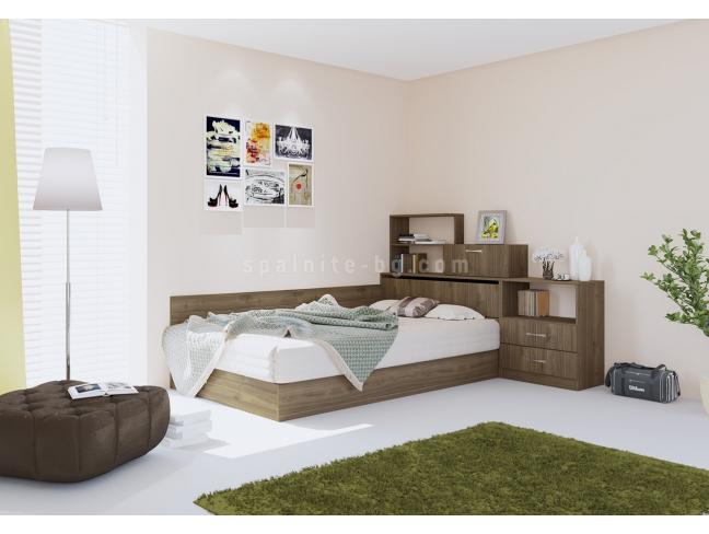 Спален комплект City 7032 на супер цени