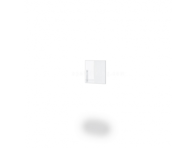 Врата надстройка Dress мдф бяло гланц на супер цени