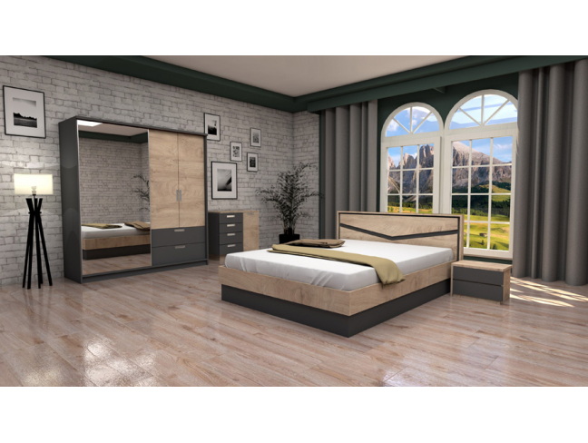 Спален комплект Виго 2 на супер цени