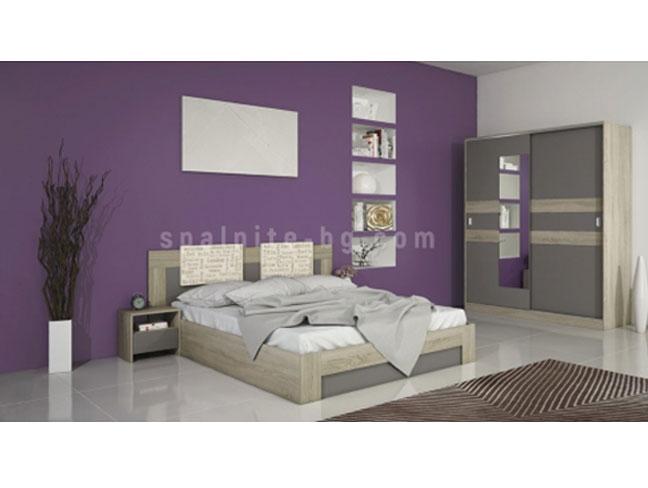 Спален комплект City 7024 на супер цени