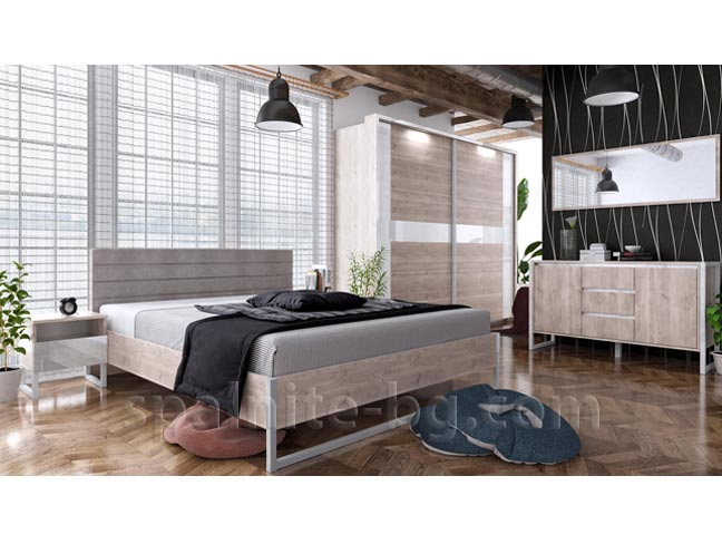 Спален комплект Modern конф.2 на супер цени