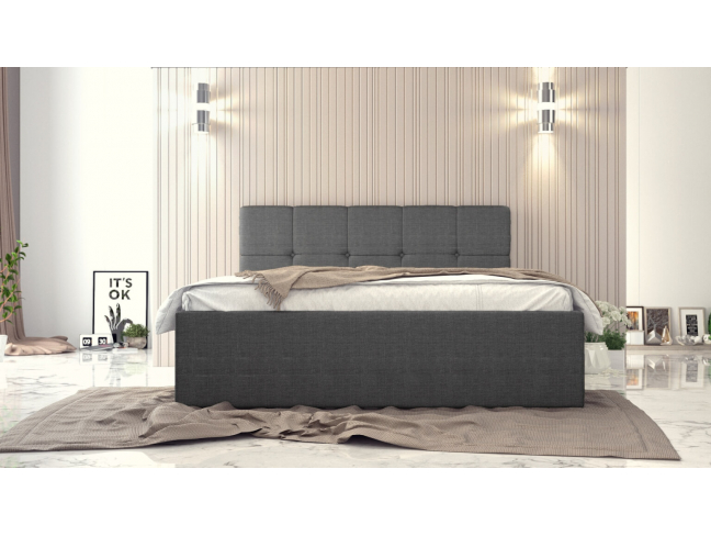Тапицирано легло Прага 2 на супер цени